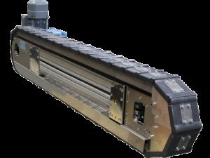 LFA100 precision link indexing conveyor