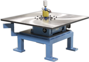 Custom Base Frames are One Rotary Index Table Option
