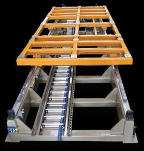 Lazerarc Tool Tray Transfer System
