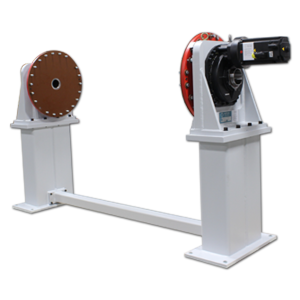 motion index drives trunnion weld positioner