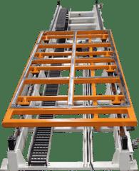 tool tray transfer system
